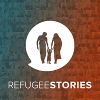Refugee Stories  Logo