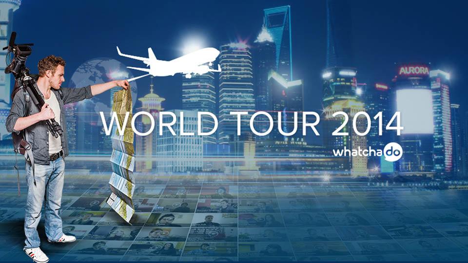 Worldtour 2014