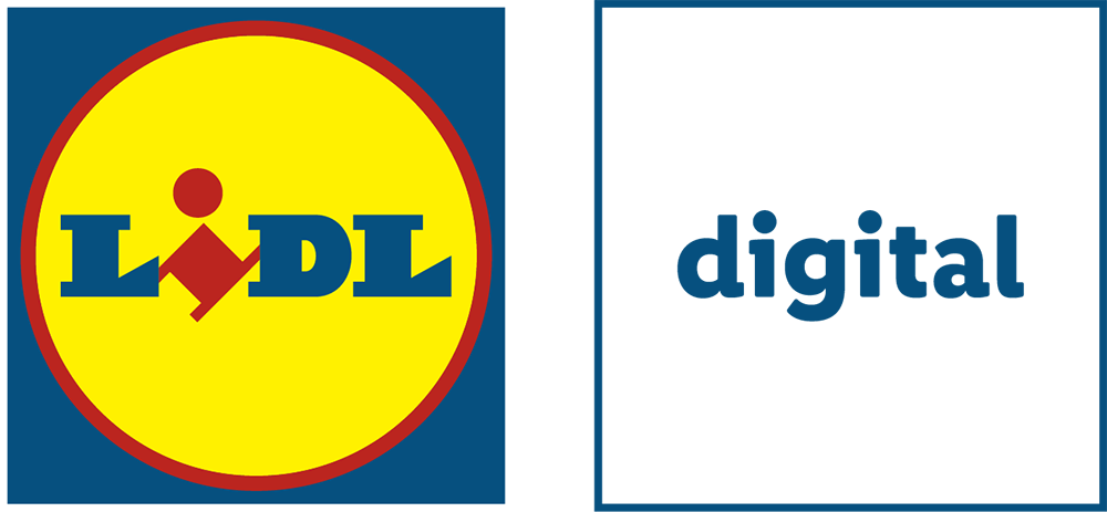 Lidl Digital Logo