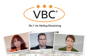 VBC – Nr. 1 im Verkaufstraining