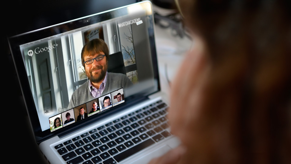 Meet Experts via Hangouts!