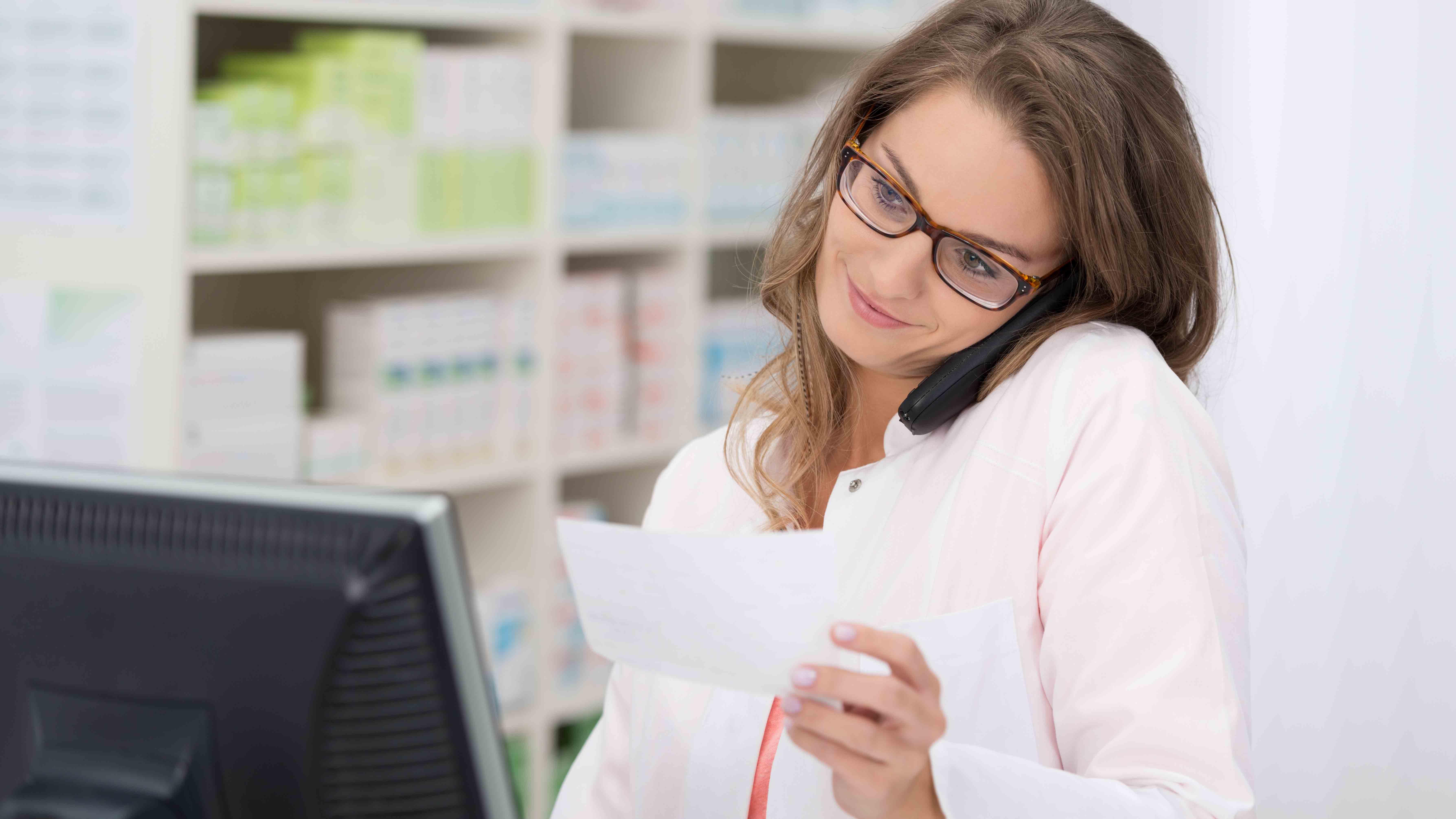 Pharmazeutisch-kaufmännische/-r Assistent/-in