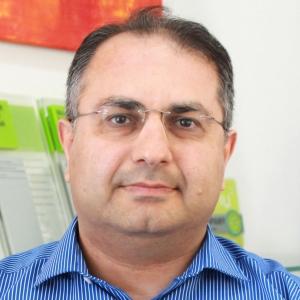 Homayoun Gharwan