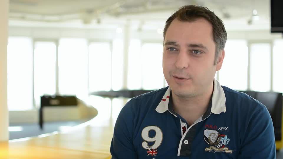 Dimitrios Makris