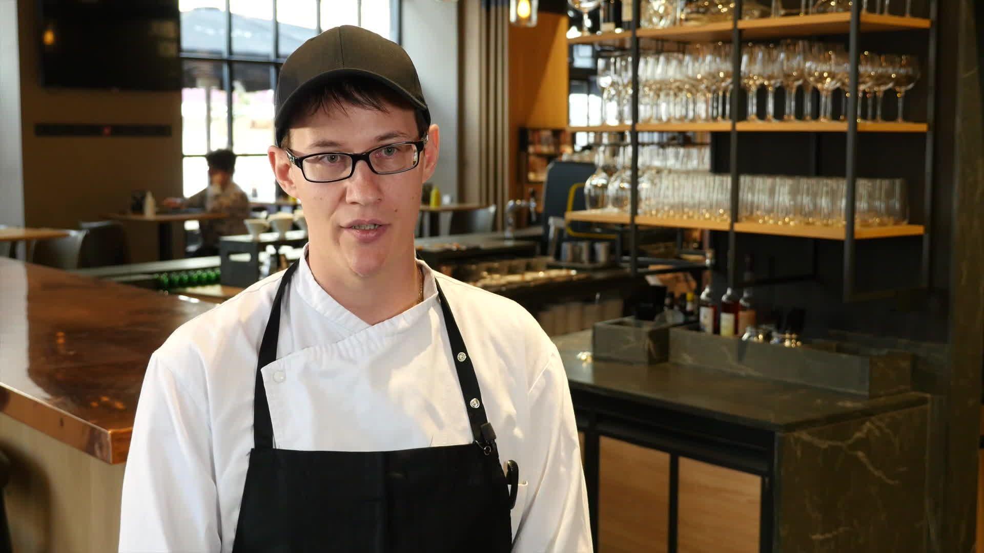 Stefan Scheichenstein, Stellvertretender Küchenchef Ströck whatchado