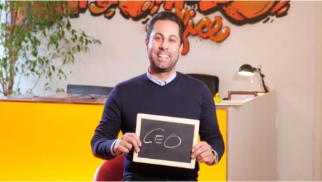 One day in a Job | Jubin Honarfar | CEO